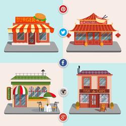 ресторанти и социални мрежи