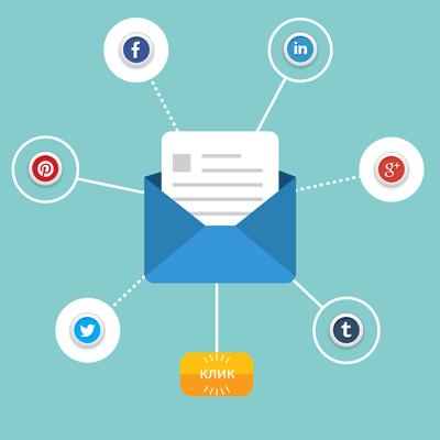 Имейл и социални мрежи