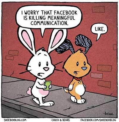 Комуникация в социалните мрежи