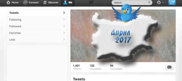 Български Туитър