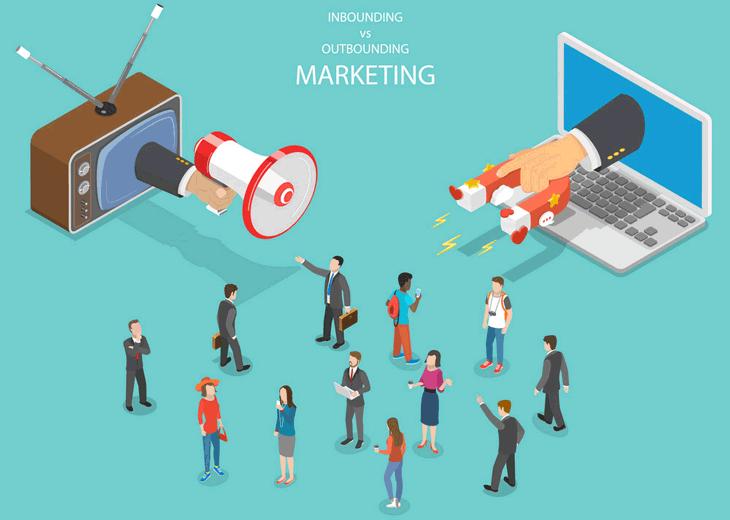 традиционен маркетинг и маркетинг чрез съдържание
