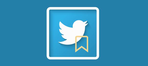 Добавяне на туит към отметките